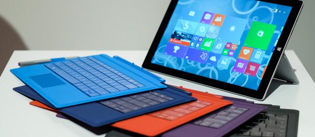 Surface Pro 3 Unboxing, Quick Review & Comparison