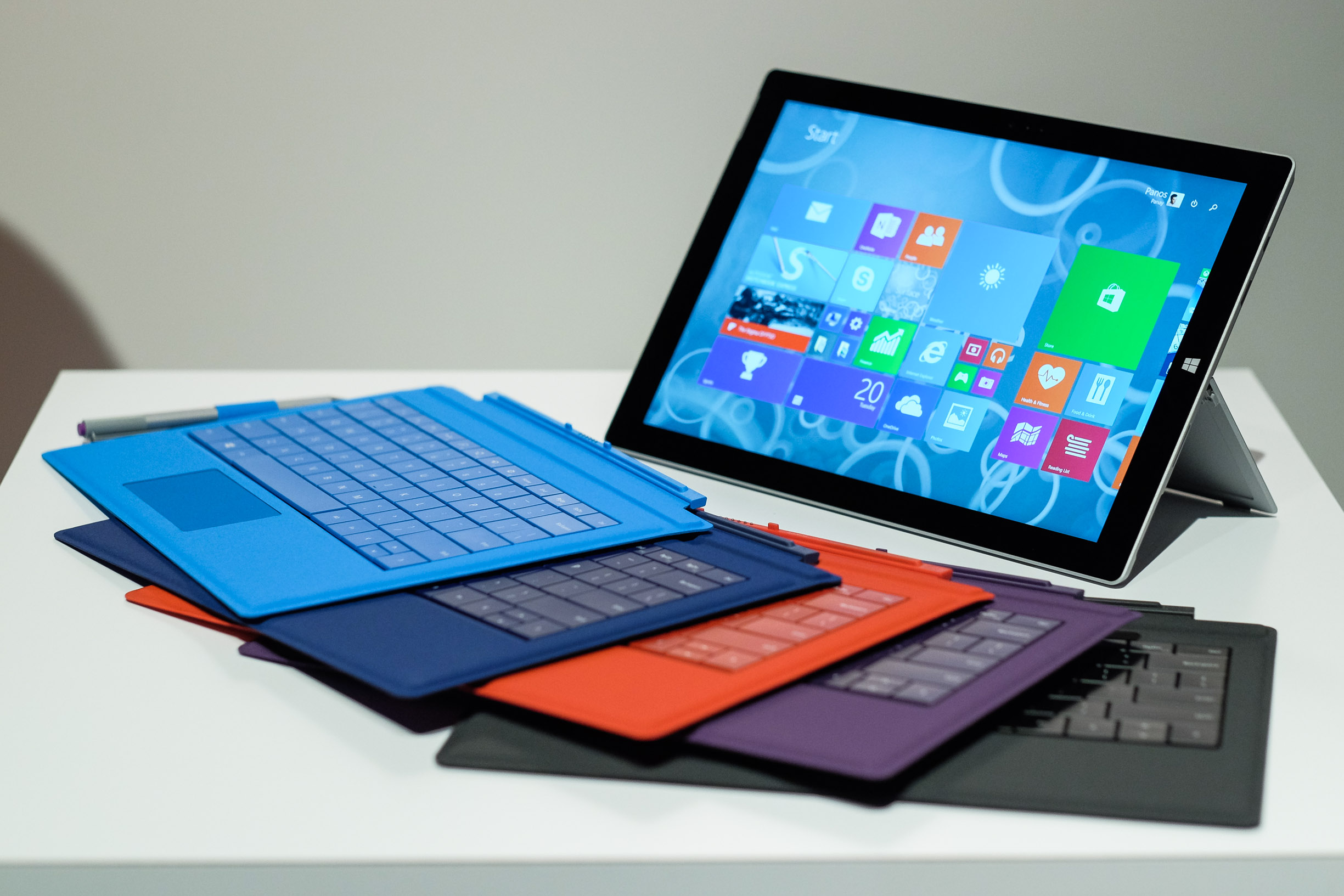 Surface Pro 3 Unboxing, Quick Review & Comparison